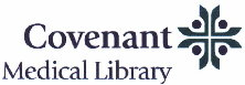 Covenant Medical Library Logo